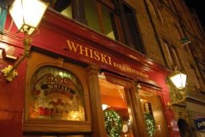 Manufakturen-Blog: Nichts, was es nicht gibt - Whiski Fine wines & ales in Schottland (Foto: Reisekultouren)