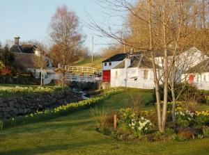 Manufakturen-Blog: Edradour bei Pitlochry - angeblich Schottlands kleinste Whisky-Destille (Foto: Reisekultouren)