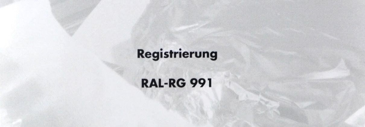 Manufakturen-Blog: Ausschnitt aus dem Titel der Drucksache zur RAL-RG 991 zu Deutsche Wertarbeit, Deutsche Handarbeit, Deutsche Manufakturen (Foto: Wigmar Bressel)