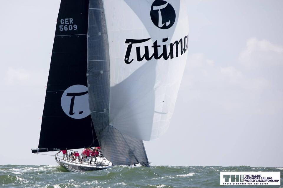 Manufakturen-Blog: Tutima Sailing Team The Hague Offshore Sailing World Championship 2018 (Foto: Sander van der Borch)
