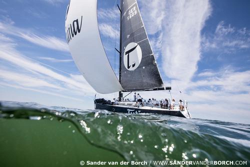 Manufakturen-Blog: Die 'Tutima' zum Start des Offshore Race am 15. Juli 2018 (Foto: Sander van der Borch)