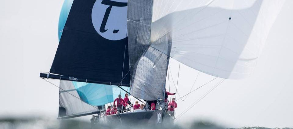 Manufakturen-Blog: Das 'Tutima Sailing Team' im Wettkampf bei den 'The Hague Offshore Sailing World Championship 2018' vor Scheveningen (Foto: Sander van der Borch)