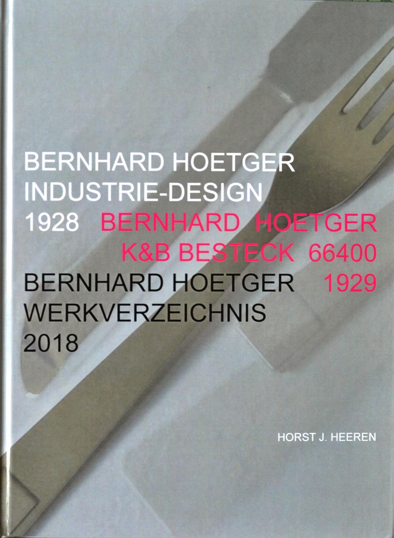 Manufakturen-Blog: Horst Heerens Buchtitel zu 'Bernhard Hoetger' (Repro: Wigmar Bressel)