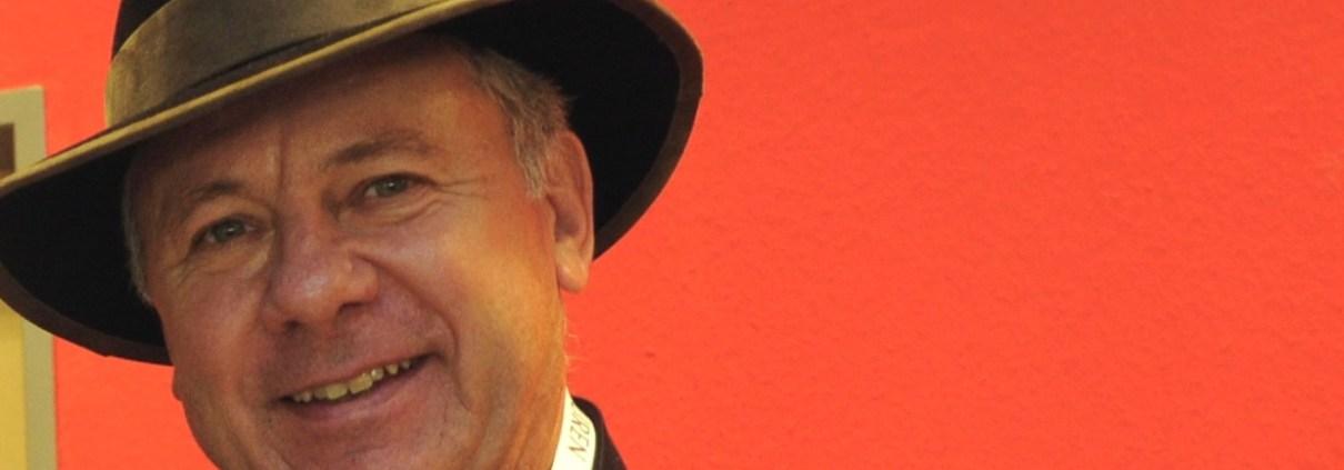 Manufakturen-Blog: Robert Nuslan trat bei 'Hutkönig am Dom' in Regensburg ganz leise in den Ruhestand (Foto: Martin Specht)