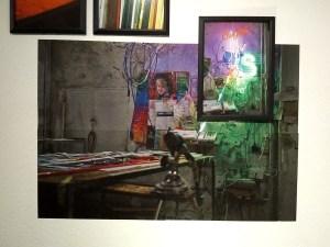 Manufakturen-Blog: Fotos aus der Werkstatt Neon Pintore in Neapel (Foto: Wigmar Bressel)