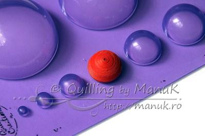 Quilled Cherries Tutorial - Step 1