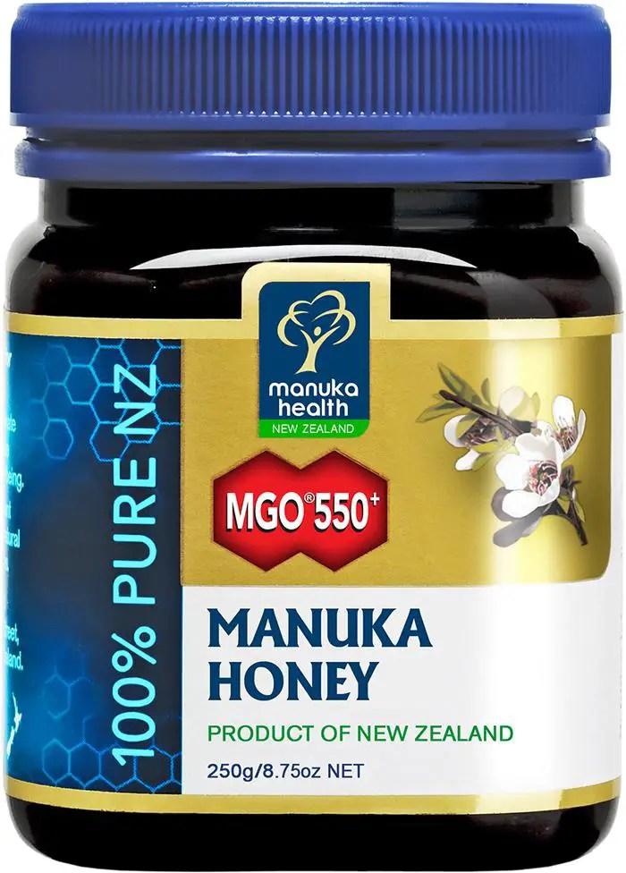 Manuka Health Manuka Honey MGO 550