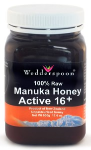 wedderspoon Manuka Honey 16+ 500