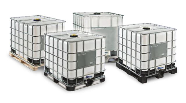 manufactured Intermediate Bulk Containers at Manupak also known as IBC's are available for purchase