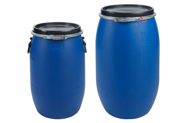 open top plastic drums that are un approved