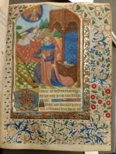 King David at Prayer (Penitential Psalms, f. 55)