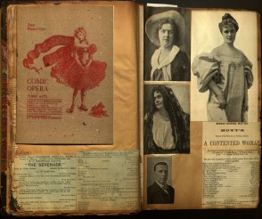 Prince Nit program, from Hartford Theater and Concert Scrapbook, 1894-1902