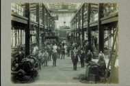 A view of one of the main forging shops gives a sense of the scale of the operation. CHS X.2000.14.1
