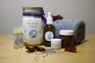 Produits de soins naturels