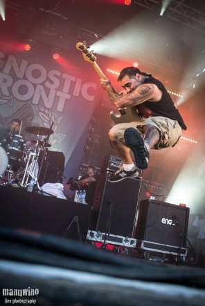AGNOSTIC FRONT - Hellfest 2013