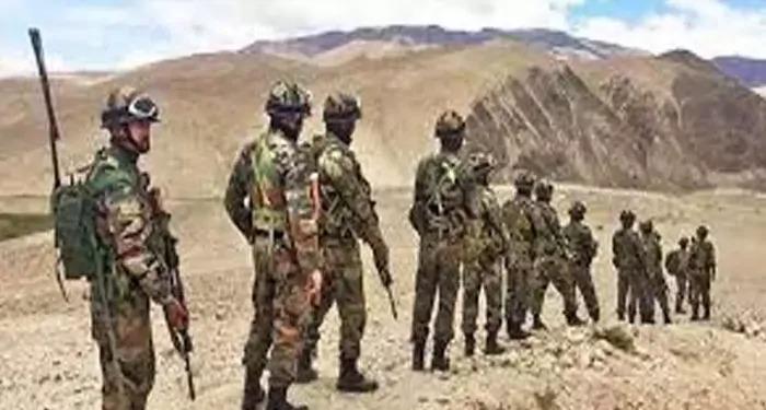 सिक्किम में सेना ने विफल किया प्रयास