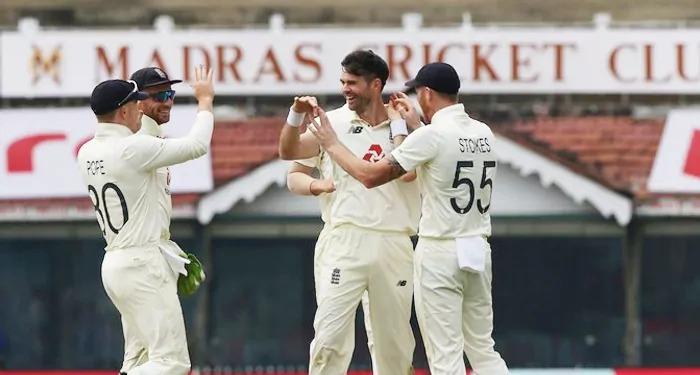 चेन्नई टेस्ट मैच में भारत की करारी हार के बाद इंग्लैंड की 1-0 से बढ़त