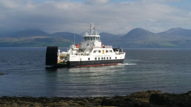 Claoanaig Ferry to Arran