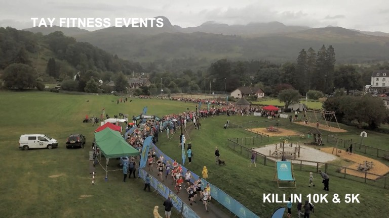 Read more about the article 2019 – The Killin 5K & 10K Weekend