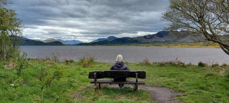 Read more about the article 2021 – Lagganbeg Caravan Park – Stunning views of Loch Lomond