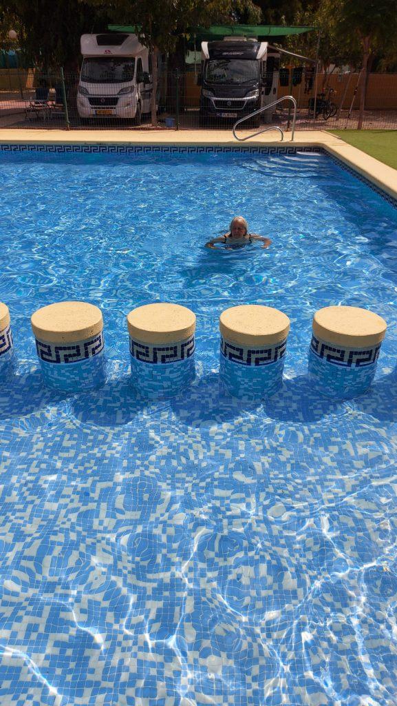 El Jardin Pool