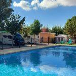 Camping El Jardin in El Campello