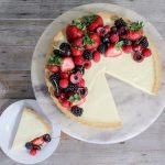 Fresh Fruit Tart Using The BEST (and Only) Pastry Cream You Will EVER Need!