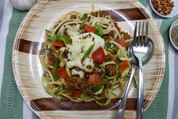 Simple spaghetti bolognese recipe