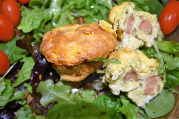 Sausage and egg muffin recipe