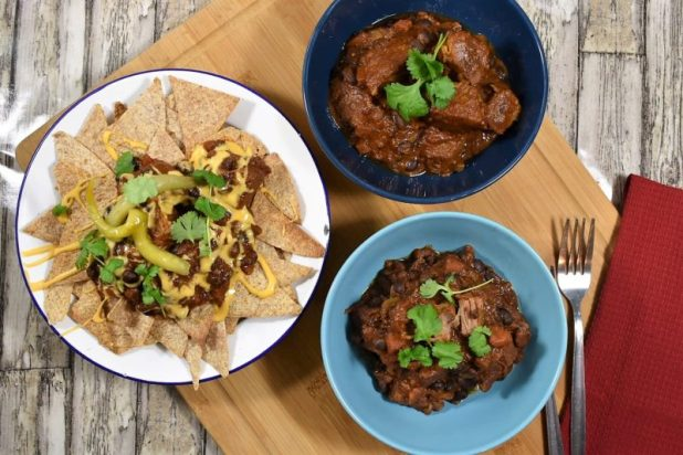 Texan chilli beef recipe