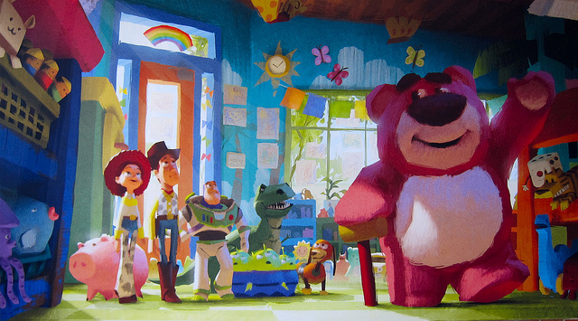 Toy Story and other movies help raise issues about consumerism with your kids