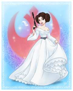 Disney Princesses. disney princess 1977, 1977 disney princess, Disney Princess Leia
