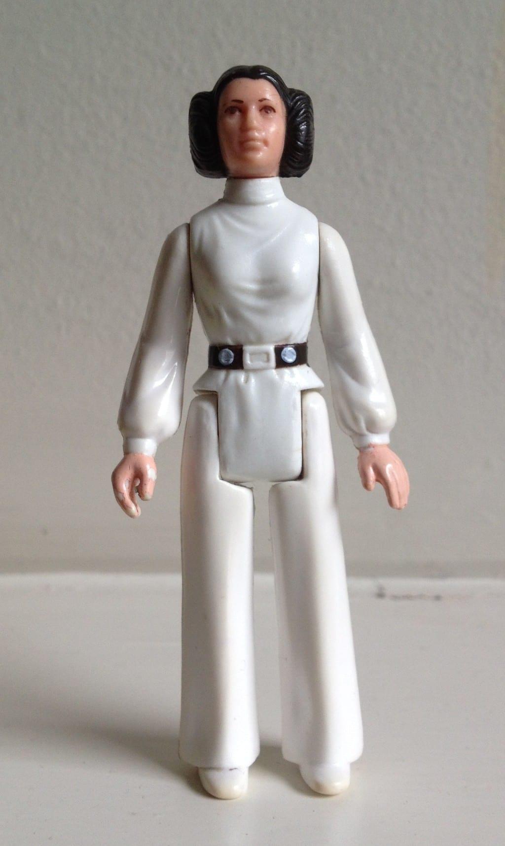 The Phantom Disney PrincessOld Princess Leia