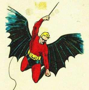 Bob Kane's original Batman - Birman