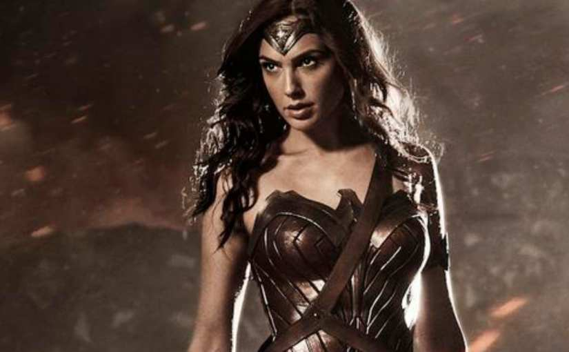 Gal Gadot, Wonder Woman, Dawn of Justice