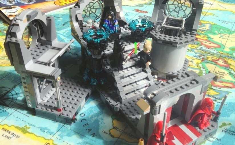LEGO Star Wars – Death Star Final Duel set review