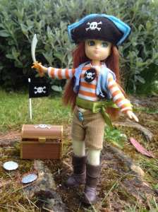 Pirate Queen Lottie Doll, Lottie Dolls, Lottie Dolls uk, Lottie Dolls Amazon