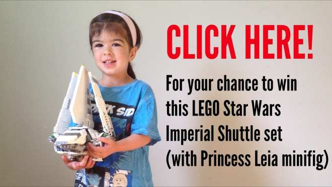 LEGO Star Wars Imperial Shuttle giveaway, LEGO Star Wars Imperial Shuttle Tydirium 75094, LEGO Star Wars Imperial Shuttle Tydirium 75094 prize