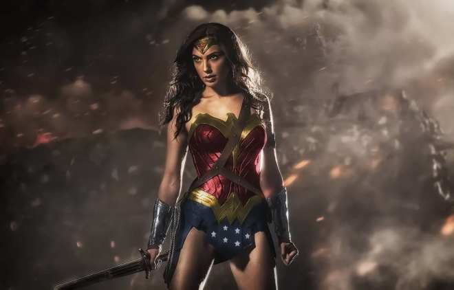 Wonder Woman, Dawn of Justice, Batman V Superman, Gal Gadot