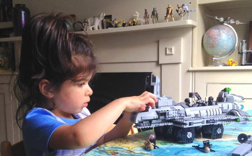 Review: LEGO Star Wars Imperial Assault Carrier (75106)