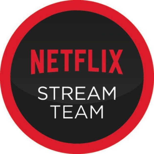 Man vs. Pink Dad Blogger Netflix #StreamTeam