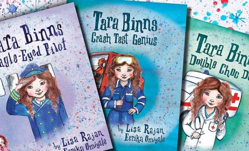 Tara Binns – Books That Empower Little Girls to Dream Big