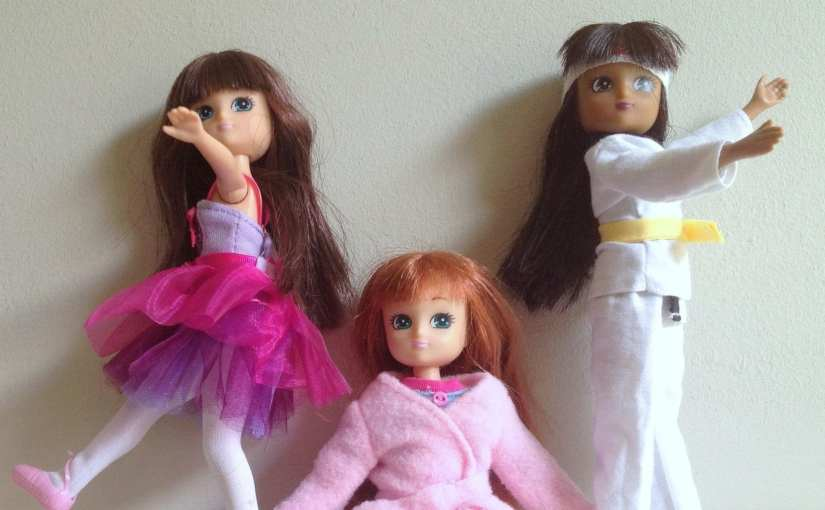 Review & Giveaway: Karate Lottie, Ballet Lottie, plus Sweet Dreams Accessory Pack