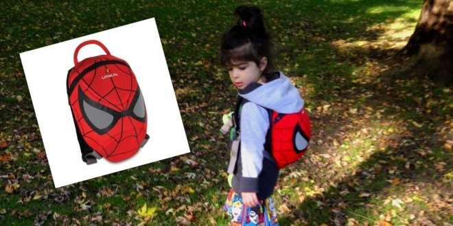 Spider-Man DaySack, Spider-Man backpack for kids, Spider-Man backpack for girls, Spider-Girl backpack