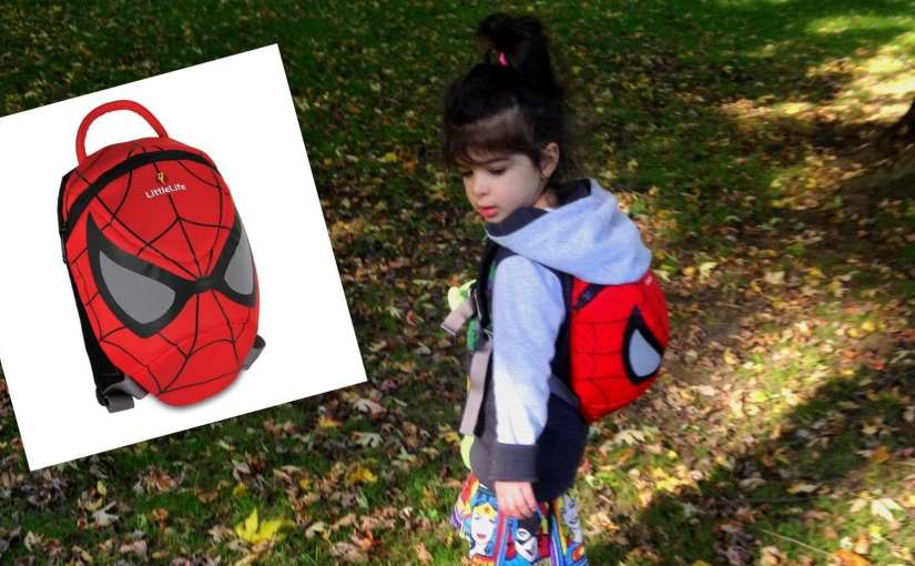 Our Spider-Senses Are Tingling Over This Spider-Man Kids Backpack