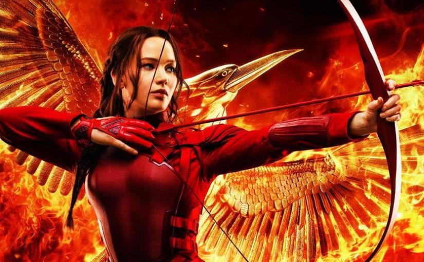 The Hunger Games: Mockingjay - Part 2 review, Jennifer Lawrence, The Hunger Games - Mockingjay - Part 2 poster, The Hunger Games - Mockingjay - Part 2 teaser, The Hunger Games - Mockingjay - Part 2 first review, the hunger games katniss everdeen, hunger games saga movies, saga hunger games films, hunger games trilogy films, hunger games trailer, the hunger games trilogy review, Battle Royale, The Running Man, rip off,