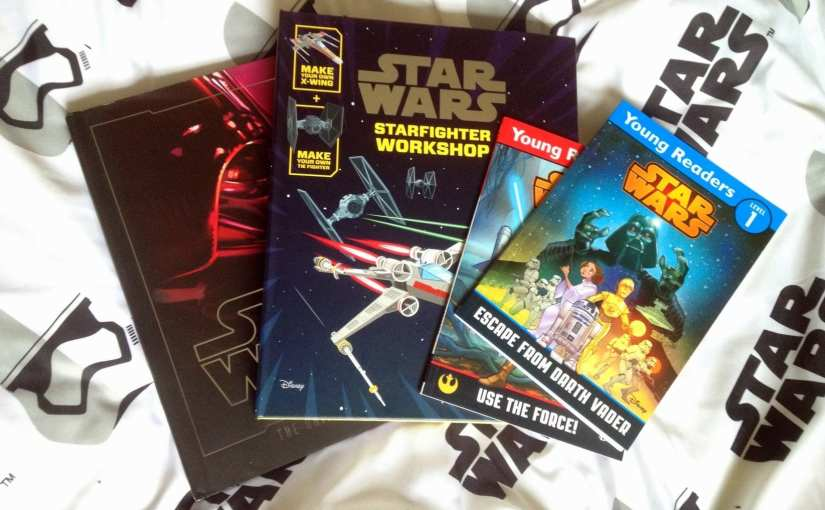 4 Great Star Wars Books For Kids