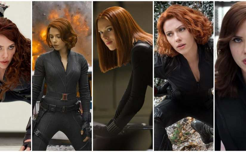 Astounding Is Black Widows Hairstyle Sexist Hairstyle Inspiration Daily Dogsangcom