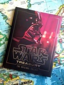 Star Wars books for Kids, Star Wars Treasury Original Trilogy