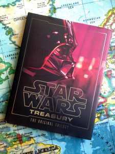 Star Wars books for Kids, Star Wars Treasury Original Trilogy